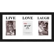 Live Love Laugh V Picture Frame