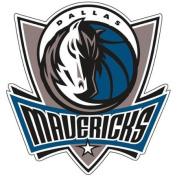 Dallas Mavericks Official NBA 6.4cm Acrylic Car Magnet by Wincraft