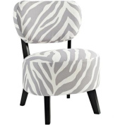 Radius Zev Upholstered Accent Chair, Multiple Colours
