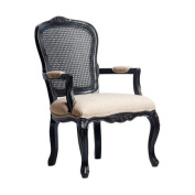 Comfort Pointe Ayla Carved Arm Chair