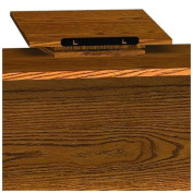 Ironwood Glacier Revolving Dictionary Tabletop Lectern