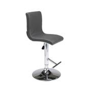 Pastel Furniture Iannucci Adjustable Height Bar Stool