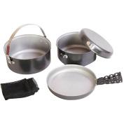 Ozark Trail Campfire 4-Piece Non-Stick Aluminium Cookware Set