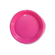 Preserve Plastic Plates, Pink, 24cm , 4 Ct