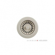 Houzer 190-9567 8.9cm Opening Speckled Granite Disposal Flange