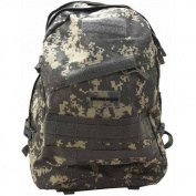 Day Pack, Double Reinforced Stitching with Compression Handles, Humvee, Comes in Multiple Colours