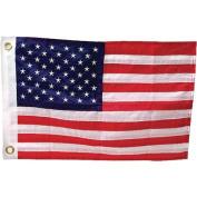 Seachoice 30cm x 46cm Deluxe Sewn U.S. Flag