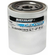 Quicksilver Water Separating Fuel Filter, OMC Spin On