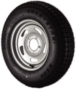 Loadstar ST Radial Tyre and Wheel (Rim) Assembly ST215/75R-14 5 Hole C Ply
