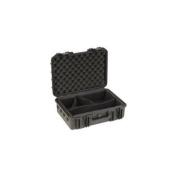 SKB iSeries 1711-6 Waterproof Case (with cubed foam), Black
