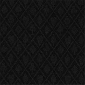 Bry Belly GCLO-185 Black Suited Speed Cloth - Polyester, 50M x 150cm Roll