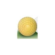 JUGS Yellow Dimple Baseballs, Qty. 12