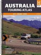 Australia touring atlas A4