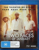 The Two Faces of January [Blu-ray] [Region B] [Blue-ray] [Region 4]
