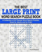 The Best Large Print Word Search Puzzle Book [Large Print]