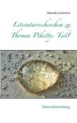 Literaturrecherchen Zu Thomas Piketty, Teil1