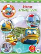 Bubble Bath Bay Sticker Activity Book