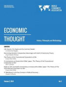 Economic Thought, Vol 3, No 2, 2014