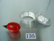 7.1cm Mini pie pan30ml Foil Utility Cup pie pan tart pan 125/PK
