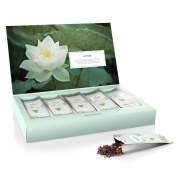 NEW Tea Forte Single Steeps Loose Tea Sampler - Lotus