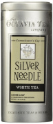Octavia Tea Silver Needle (Organic White Tea) Loose Tea, 35ml Tins