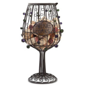 Epic Products Cork Cage Wine Glass, 30cm