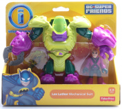 Fisher-Price Imaginext DC Super Friends Lex Luthor Mech Suit
