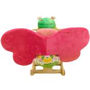 Rockabye Bonita Butterfly Rocker, One Size