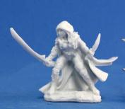 Deladrin, Female Assassin (1)