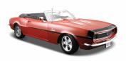 Maisto 1:24 Scale 1968 Chevy Camaro SS 396 Convertible Diecast Vehicle