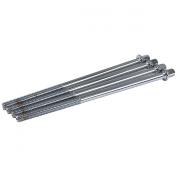 Gibraltar SC-BDKR/L Bass Drum Key Rod 6Mm 4/Pack