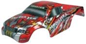Redcat Racing Truck Body Red