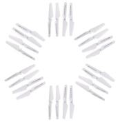 20pcs(5 Sets) Syma X5 Main Blades Propellers for Syma RC Quadcopter