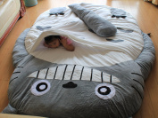Simle teech Totoro bed Totoro sleeping bag small size student size