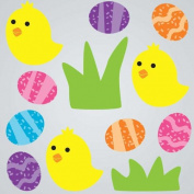 GelGems Chicks & Eggs Small Bag Gel Clings