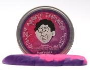 Crazy Aaron's Thinking Putty Amethyst Blush, Heat Sensitive Hypercolor, 5.1cm Tin
