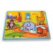 Andreu Toys My First Lace - Safari
