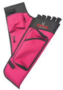 Bohning Adult Right Hand Target Quiver, Hot Pink