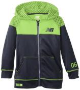 New Balance Little Boys' High Tech Poly Fleece Tricot Jacket