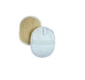 Riffi Double-Side Loofah / Terry Cloth Massage Pad - R301