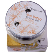 Beefayre Waggledance Bee Happy Body Butter 200g - Orange & Jasmine