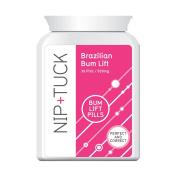NIP & TUCK BRAZILIAN BUM LIFT PILLS SUPER SEXY APPLE BUTT ROUNDER BIG FIRMER