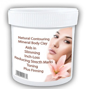 500ml slimming, inch loss, cellulite, toning, body wrap free 3 x sauna foil wrap free pot anti-cellulite cream
