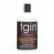 TGIN Thank God It's Natural Triple Moisture Replenishing Conditioner With Shea Butter + Argan Oil
