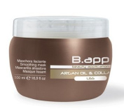 B.app (Beauty Application) Argan Oil & Collagen Liss Smoothing Hair Mask 500ml