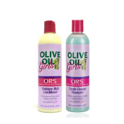 ORS Olive Oil Girls Set Shampoo and Conditioner