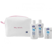 Set Per Il Bagnetto Baby Moments Beauty Rosa