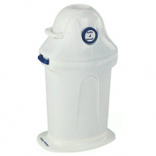 Nappy Champ® Nappy Dispose Bin Odourless Baby Nappy Pail (Odours Free) Regular