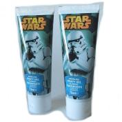 Star Wars Disney Sparkling Fruity Gel Fluoride Toothpaste (75ml)
