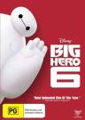 BIG HERO 6 [DVD_Movies] [Region 4]